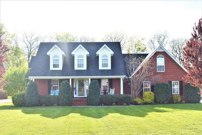 Rutherford County Single Family Home Under Contract - Not Showing: 112 Janice Dr