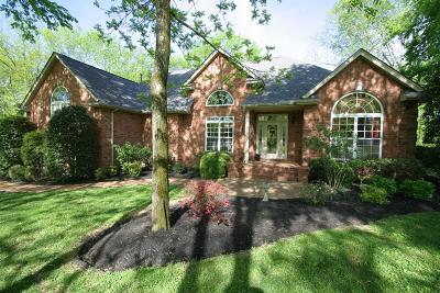 Mount Juliet Single Family Home For Sale: 7189 Saundersville Rd