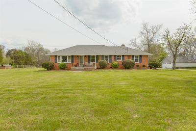 Mount Juliet Single Family Home Under Contract - Showing: 7760 Stewarts Ferry Pike
