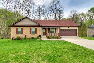Single Family Home Under Contract - Showing: 260 Wagoners Way