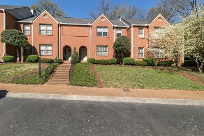 Belle Meade Condo/Townhouse Under Contract - Not Showing: 204 Westchase Dr