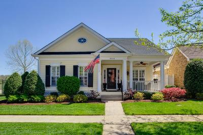 Spring Hill  Single Family Home Under Contract - Showing: 4054 St Andrews Ln
