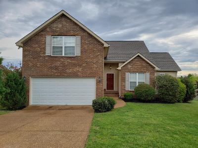 Spring Hill  Single Family Home Under Contract - Not Showing: 2612 Matchstick Pl