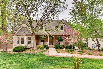 Lavergne Single Family Home For Sale: 626 Knollwood Dr