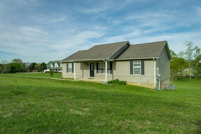 Sparta Single Family Home Under Contract - Not Showing: 2435 Monterey Hwy