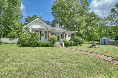 Sumner County Single Family Home Under Contract - Showing: 6375 Old Hwy 31e