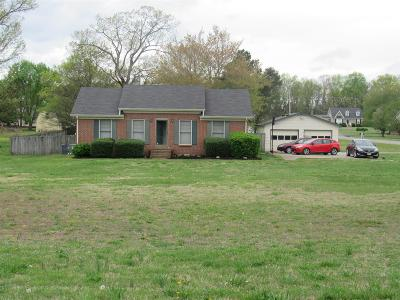 Mount Juliet Single Family Home Under Contract - Showing: 498 Amber Dr