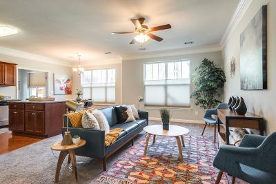 Condo/Townhouse For Sale: 2310 Elliott Ave Apt 801