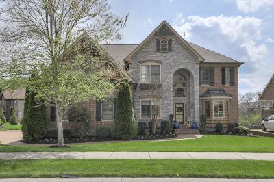 Franklin Single Family Home For Sale: 9061 Chardonnay Trace