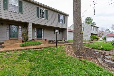 Nashville Condo/Townhouse Under Contract - Not Showing: 2041 Nashboro Blvd
