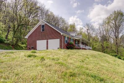 Culleoka Single Family Home For Sale: 5021 Miller Lake Rd