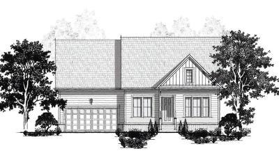 Single Family Home For Sale: 1235 Proprietors Pl {127}