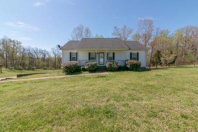 Dover Single Family Home Under Contract - Showing: 346 Wynns Ferry Rd