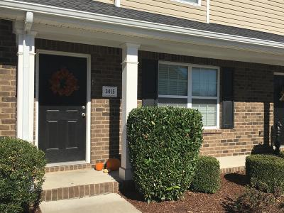 Spring Hill  Condo/Townhouse Under Contract - Not Showing: 3015 Dena Ln