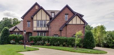 Williamson County Single Family Home For Sale: 1717 Jonahs Ridge Way