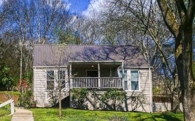 Goodlettsville Single Family Home For Sale: 425 Moncrief Ave