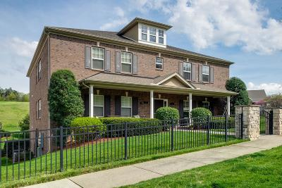 Franklin Condo/Townhouse Under Contract - Showing: 1942 Turning Wheel Ln