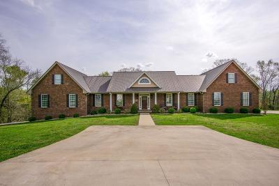 Centerville Single Family Home For Sale: 303 Highway 100