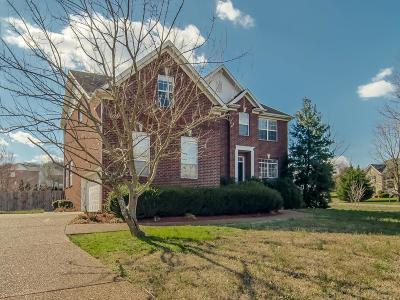 Hendersonville Single Family Home For Sale: 103 Camp Creek Cir