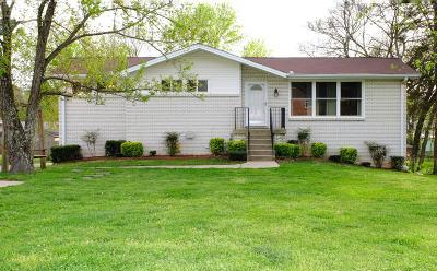 Nashville Single Family Home For Sale: 2631 Edge O Lake Dr