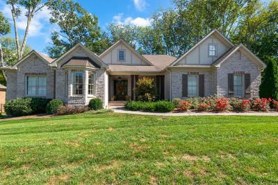 Franklin Single Family Home For Sale: 6612 Hastings Ln