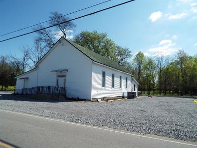 Mount Juliet Commercial For Sale: 3431 Beckwith Rd