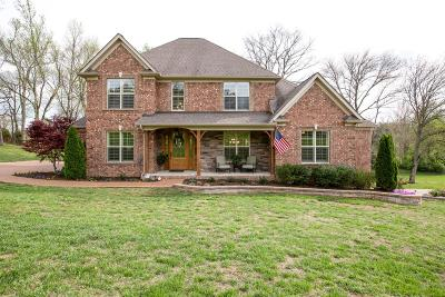Franklin Single Family Home Under Contract - Showing: 2219 Brienz Valley Dr