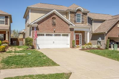 Spring Hill  Single Family Home Under Contract - Showing: 1035 Hemlock Drive