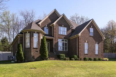 Nolensville Single Family Home Under Contract - Showing: 105 Kearney Ct