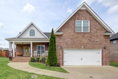 Single Family Home Under Contract - Showing: 2516 Remington Trc