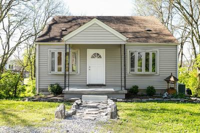 Columbia  Single Family Home For Sale: 511 W 15th St
