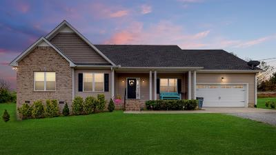 White Bluff Single Family Home Active Under Contract: 4418 Highway 47 E