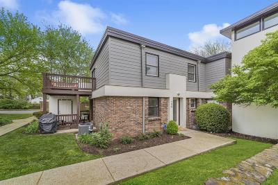 Condo/Townhouse Under Contract - Not Showing: 940 Gale Ln Apt 124