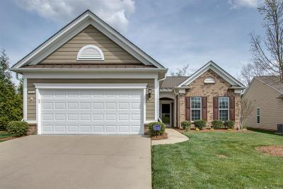 Mount Juliet TN Single Family Home For Sale: $424,900