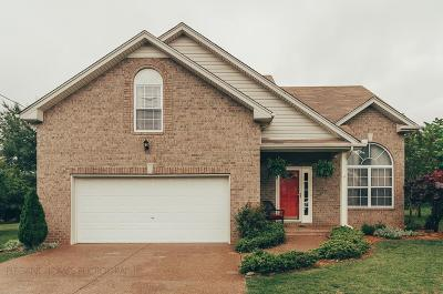 Robertson County Rental For Rent: 120 Cherokee Dr.