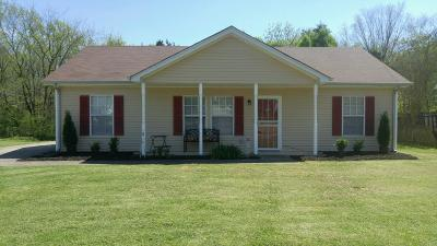 Lavergne Single Family Home Under Contract - Showing: 125 Bill Stewart Blvd