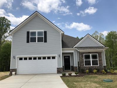 Fairview Single Family Home For Sale: 1050 Wiseman Farm Rd. Lot 72