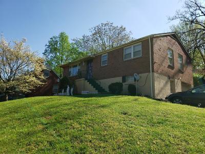 Nashville Single Family Home For Sale: 921 Preston Dr