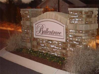 Lebanon Residential Lots & Land For Sale: 1802 Belclare Cir