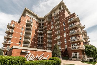 Nashville Condo/Townhouse For Sale: 110 31st Ave N Apt 507