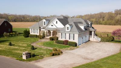 Clarksville TN Single Family Home For Sale: $580,000