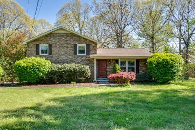Fairview Single Family Home Under Contract - Not Showing: 7310 Cumberland Drive