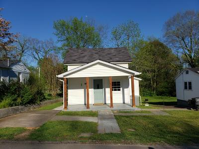 Columbia Single Family Home Under Contract - Not Showing: 2005 Crestview Dr
