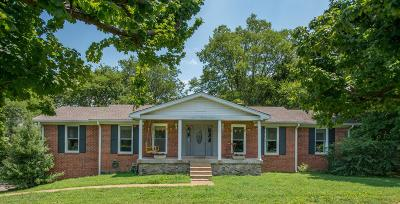 Old Hickory Single Family Home Under Contract - Showing: 202 Grandstaff Ct