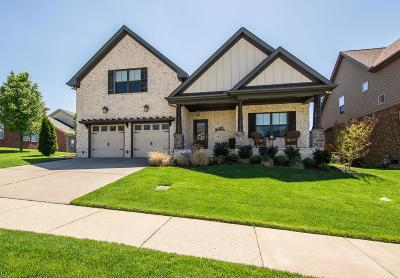 Nolensville Single Family Home Under Contract - Showing: 7636 E Kemberton Dr