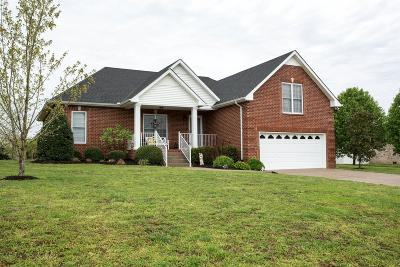Greenbrier Single Family Home Under Contract - Not Showing: 5054 Summit Dr