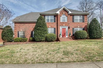Hendersonville Single Family Home For Sale: 114 Tamaras Way