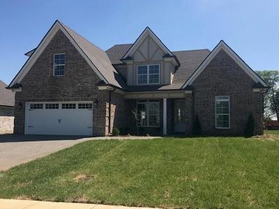 Murfreesboro TN Single Family Home Under Contract - Showing: $383,258