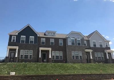 Gallatin Single Family Home For Sale: 1065 Henley Lane Unit 48