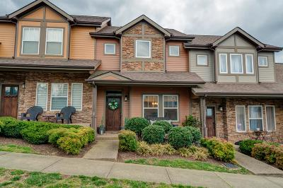 Nashville Condo/Townhouse For Sale: 520 Swiss Ave